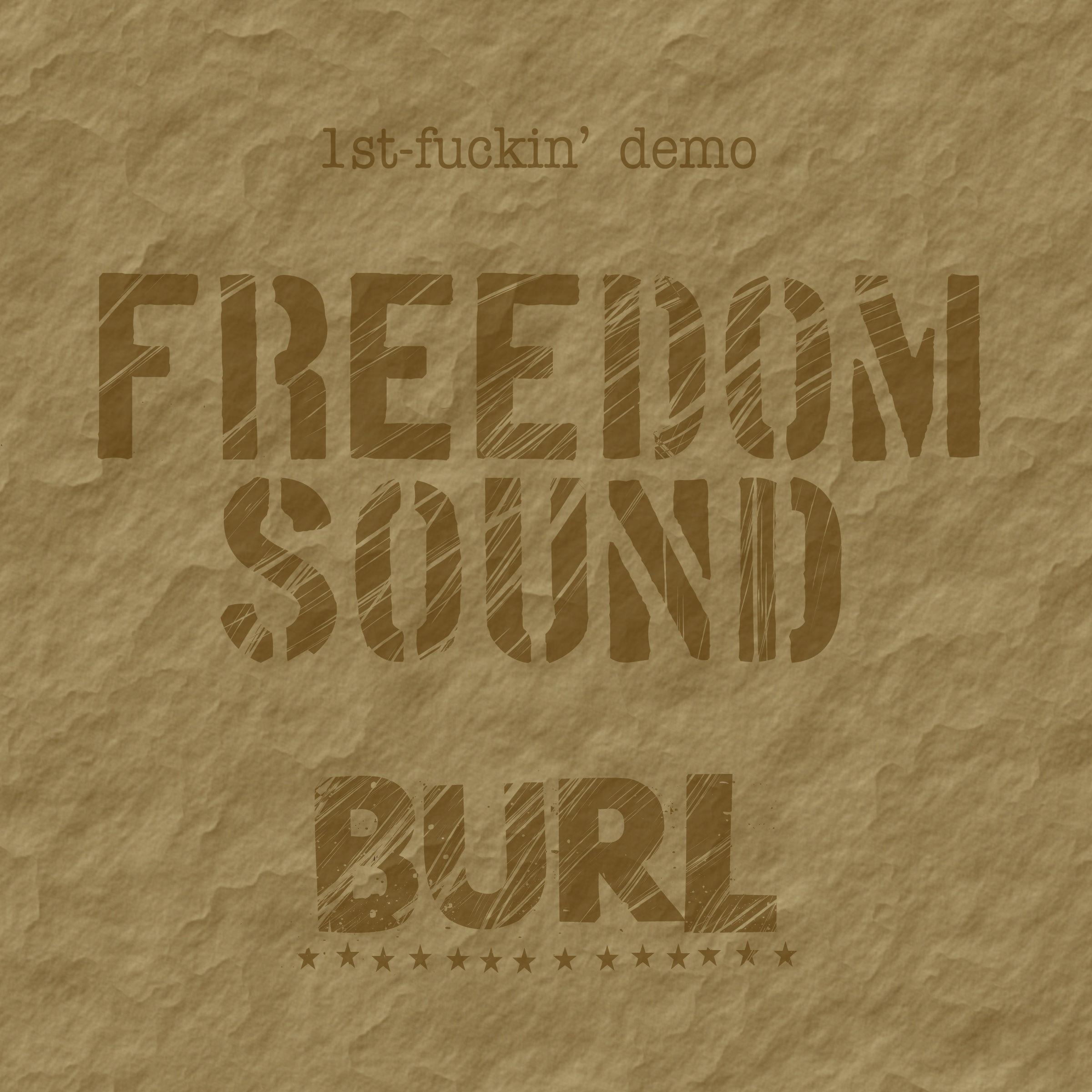デモ音源「FREEDOM SOUND」リリース!そして「GARAGELAND VOL.3」開催決定!